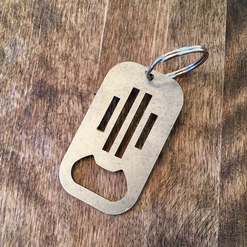 porte clé MAC