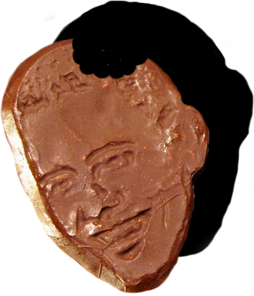 Image d'un biscuit Obama